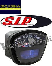 7570 CONTACHILOMETRI DIGITALE SIP 2.0 NERO LAMBRETTA 125 150 200 SX TV DI GP LI
