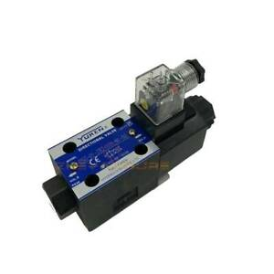 1PC New YUKEN DSG-01-2B2-A100-50 Electromagnetic Reversing Valve