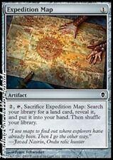 Expedition Map // Foil // NM // Zendikar // engl. // Magic the Gathering