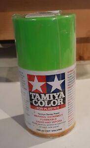 Storm IDA Deal, Tamiya TS-22 Light Green Spray, 100ml. factory sealed