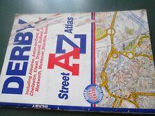 AZ Street Atlas Derby and area