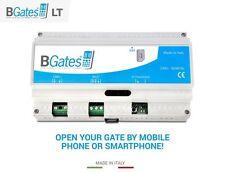 BGates LT V1 - MADE IN ITALY 100% apri cancello elettrico, GSM chiamata gratuita
