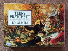 Terry Pratchett le disque-monde Equal Rites 1000 Piece Jigsaw Puzzle Gibsons RARE
