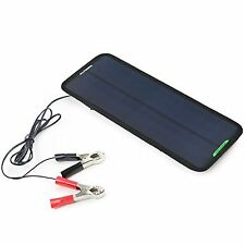 Solar Battery Power 12 V 7.5 W Maintainer Chargers Car Boat Marine Motorcycle