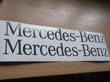 Mercedes Benz Sprinter porte arrière de remplacement Autocollant Autocollant x2