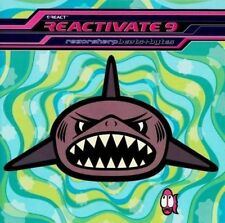 REACTIVATE 9 - V/A  (NEW SEALED) CD Inc Rave Classics Sunbeam Marmion Mark N-R-G