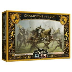 House Baratheon Champions of the Stag