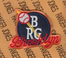 BROOKLYN ROYAL GIANTS NEGRO LEAGUES Professional Baseball 3.25 inch patch