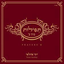 Yossi Azulay - Prayers Vol 2 [Traditional Jewish Music] CD