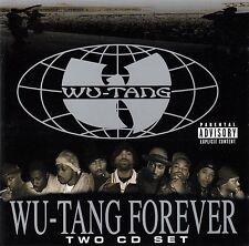 WU-TANG CLAN : WU-TANG FOREVER / 2 CD-SET - TOP-ZUSTAND