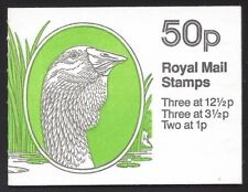 Great Britain 1983 50p Toulouse Goose booklet Sg# Fb25 Nh