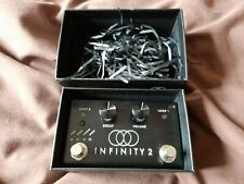 More details for pigtronix infinity 2 dual stereo looper spl2