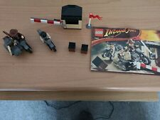 LEGO Indiana Jones Motorcycle Chase (7620)