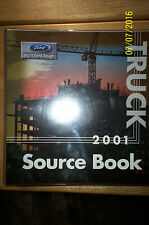 Ford Truck Source Book 2001