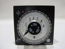 Schleicher UZT11 Elektronisches Mehrbereich-Zeitrelais OVP NEU #17951