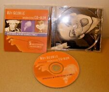 Boy George Interactive CD - Open House with Family - More Protein - 1998
