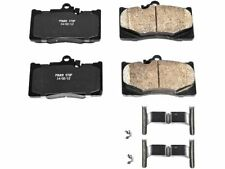 For 2008-2011 Lexus GS460 Disc Brake Pad and Hardware Kit Power Stop 21933NC