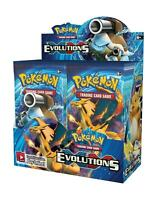 Pokemon XY EVOLUTIONS FACTORY SEALED booster box - 36 packs of 10 cards