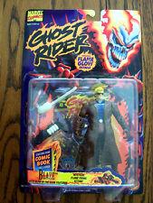 """1995--GHOST RIDER """"Blaze"""" (Action figure) by Toy Biz [NIP]"""
