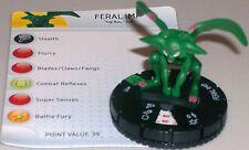FERAL IMP #025 Yu-Gi-Oh! HeroClix