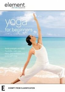 Element -  Yoga For Beginners (DVD) NEW/SEALED