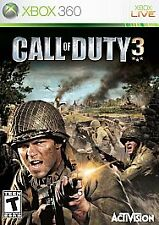 Call of Duty 3 (Microsoft Xbox 360, 2006)