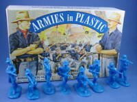 ARMIES IN PLASTIC 5508 US Marines Rough Riders Spanish American War FREE SHIP