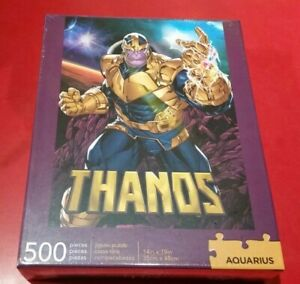 Thanos Comic cover 500 Piece Jigsaw Puzzle