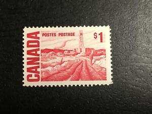 MNH SC#465Bi NF $1 Centennial Issue