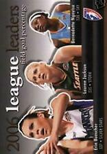 2007 WNBA Basketball Assorted Insert Cards (A6120) - You Pick - 10+ FREE SHIP