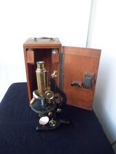 Microscope F.KORISTKA MILANO