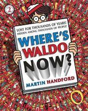 Where's Waldo Now?: Reissue Handford, Martin Hardcover