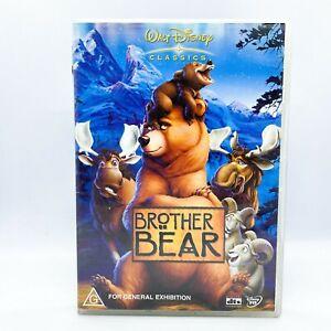 Walt Disney Brother Bear DVD