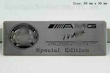 D385 Unterschrift for amg schwarz Auto Emblem Badge Aufkleber PKW Car Sticker