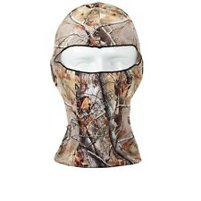 REALTREE CAMO BALACLAVA FACE FISHING CAMOUFLAGUE HEAD MASK NET BREATHABLE CARP