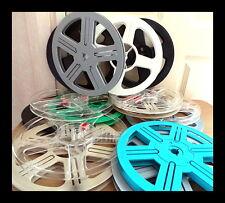 QUALITY Original Super 8mm 400ft /120m Quality Cine Film Spool / Reel
