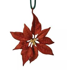Poinsettia Ornament by Michael Michaud #OR9373RD
