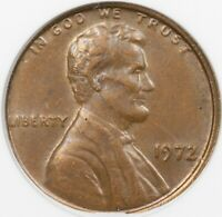 1972 P Lincoln Memorial Cent Penny Doubled Die Obverse DDO FS-008