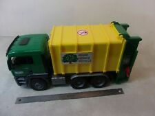BRUDER MAN RECYCLING TRUCK TOY 2009