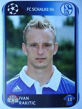 Panini 118 Ivan Rakitic FC Schalke 04 UEFA CL 2010/11