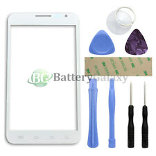 White LCD Replacement Screen Glass for Samsung Galaxy Note 1 i717+Tools 600+SOLD