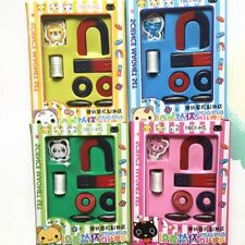 Magnets Field Scool Kids Teaching Education Tool Set Magnet Ring Toy