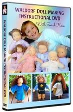 Waldorf Doll Making DVD Steiner dolls