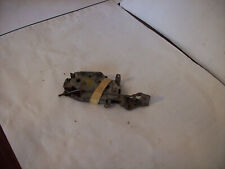 1966 CHEVY IMPALA BEL AIR BISCAYNE LH DRIVER SIDE DOOR LATCH ASSEMBLY & LOCK ROD