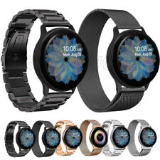 Für Huawei Watch 2 Pro/Classic/GT 2 46mm Milanese Metall Edelstahl Armband Strap