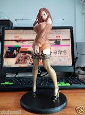 "Sexy Girl Daiki Kogyo Oda Non Illustration Shiho Kujo 11"" PVC Figure CHN Toy NIB"
