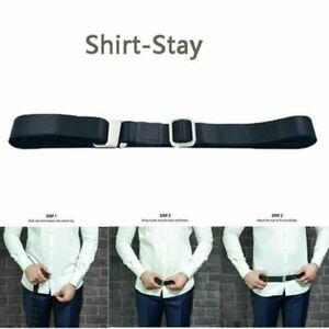 Shirt Holder Adjustable Near Shirt Stay Best Tuck It Belt for Women Men Work