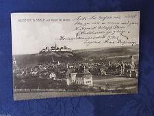 Frankierte Ansichtskarten aus Deutschland mit dem Thema Burg & Schloss