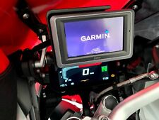 Garmin Zumo 660 monta su supporto BMW GS come navigator 4 5 6