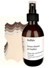 Professional Power leather cleaner - 250ml Extra Strong - For Sofas & Furniture